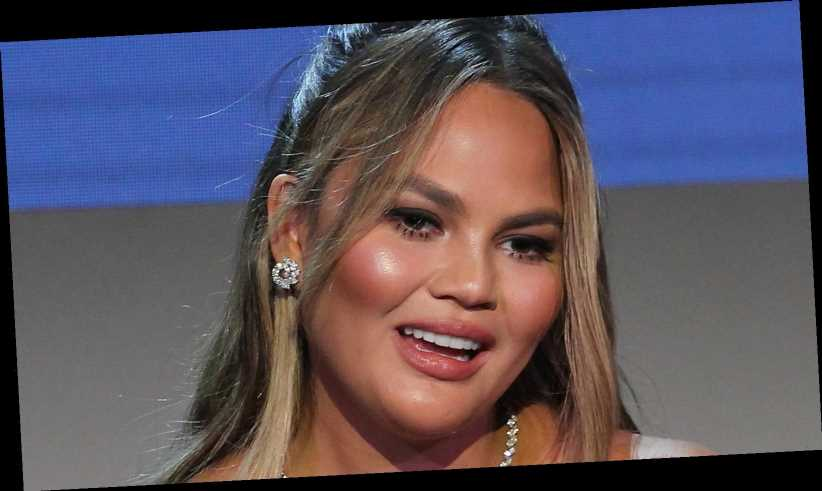 Chrissy Teigen Reveals Details About Her Cringeworthy Encounter With Michael Keaton