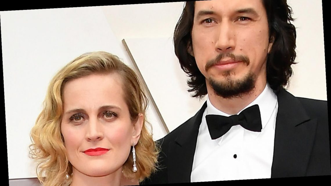 Who Is Adam Driver's Wife, Actress Joanne Tucker?