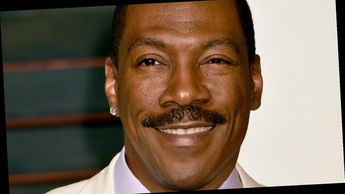 What Eddie Murphy Just Said About Being A Dad Of 10