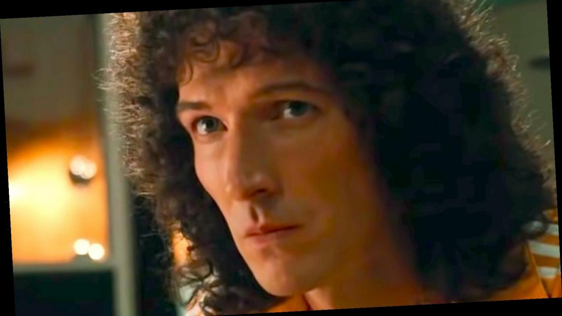 Who Is The Actor That Plays Brian May In Bohemian Rhapsody?