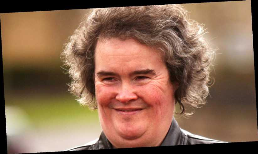 The Transformation Of Susan Boyle From 48 To 59 Years Old