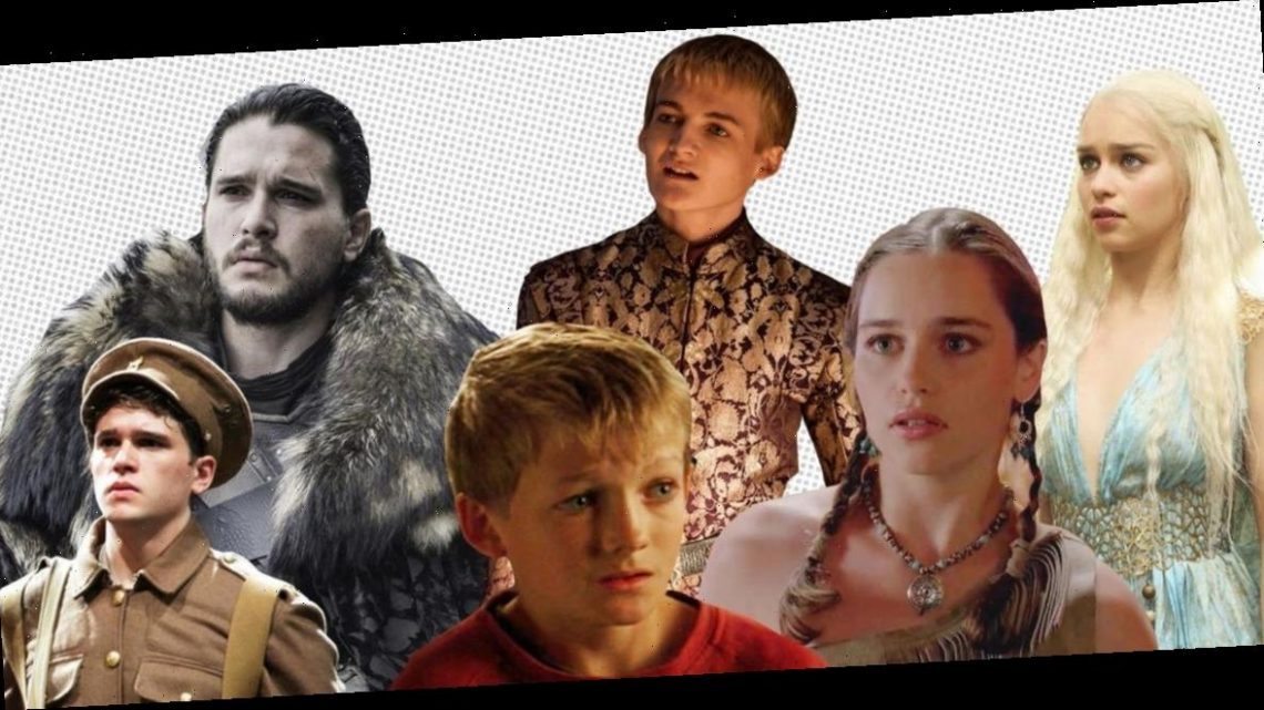 This Is What 'Game of Thrones' Actors Looked Like Before the Show
