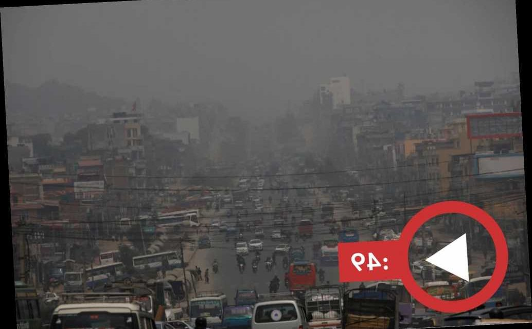 Nepal's schools close as air pollution hits alarming levels