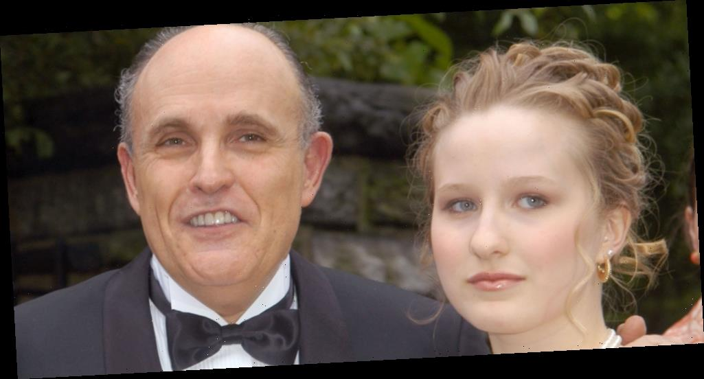 Rudy Giuliani's Daughter Caroline Opens Up About Her Sexuality & Why She Loves Threesomes