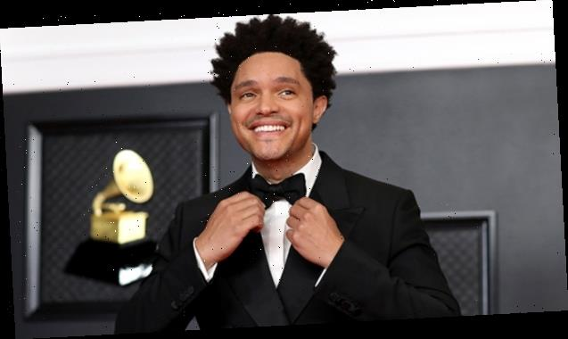 Trevor Noah Jokes 'This Is The Biggest Outdoor Event Since Storming Of The Capital' At Grammys