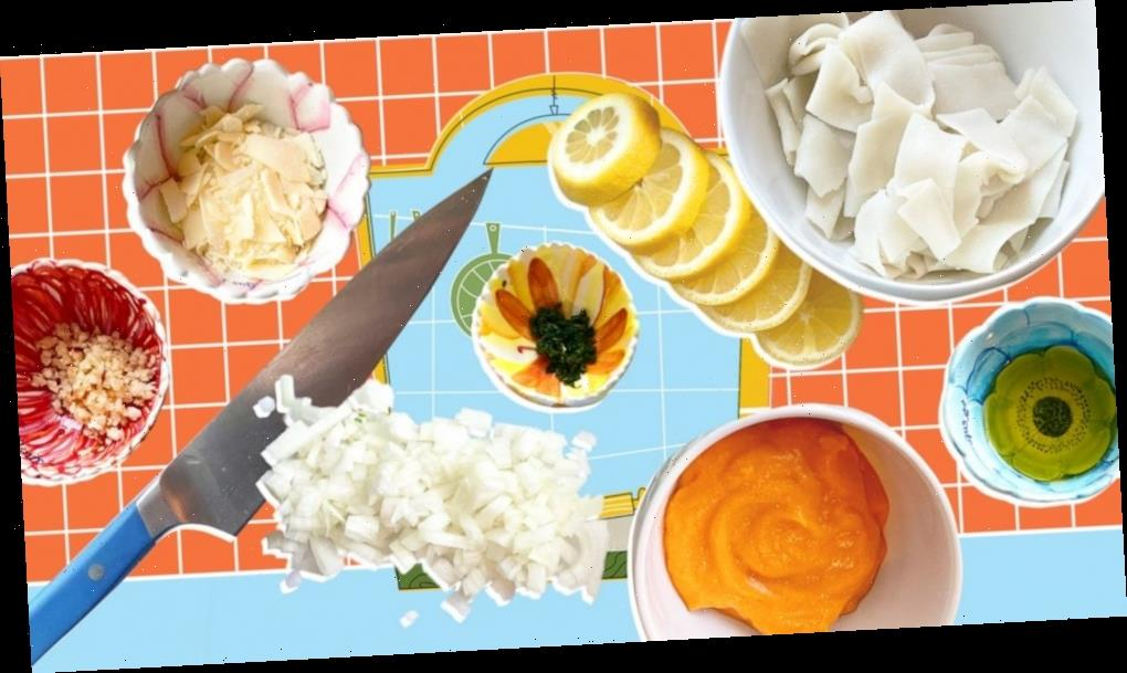 Back to basics: Mise en place gets ingredients in place for easier cooking