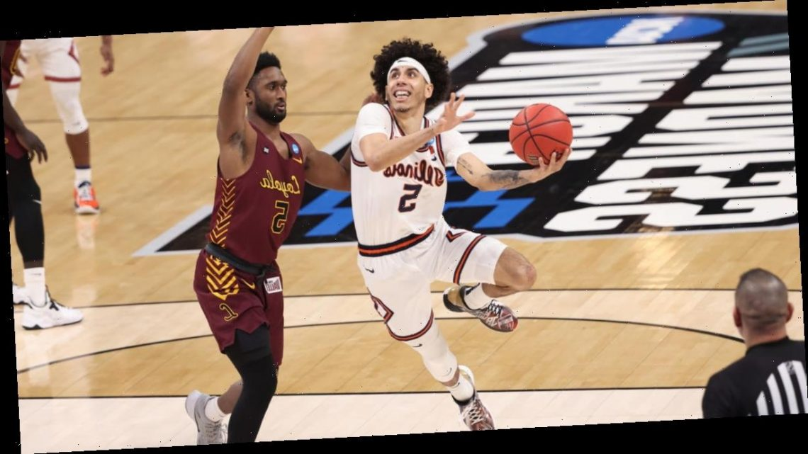 March Madness: Illinois loses to Loyola Chicago, first No. 1 seed to be ousted