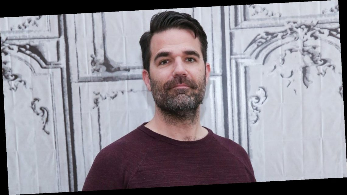 Rob Delaney's honest words on male fertility are a refreshing listen