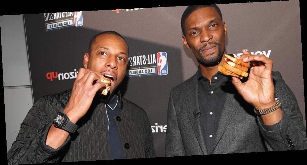 Chris Bosh and Paul Pierce Named as Basketball Hall of Fame Finalists