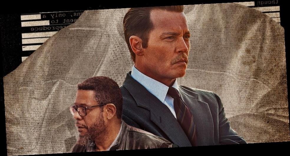 Johnny Depp and Forest Whitaker Investigate Biggie and Tupac's Deaths in New 'City of Lies' Trailer