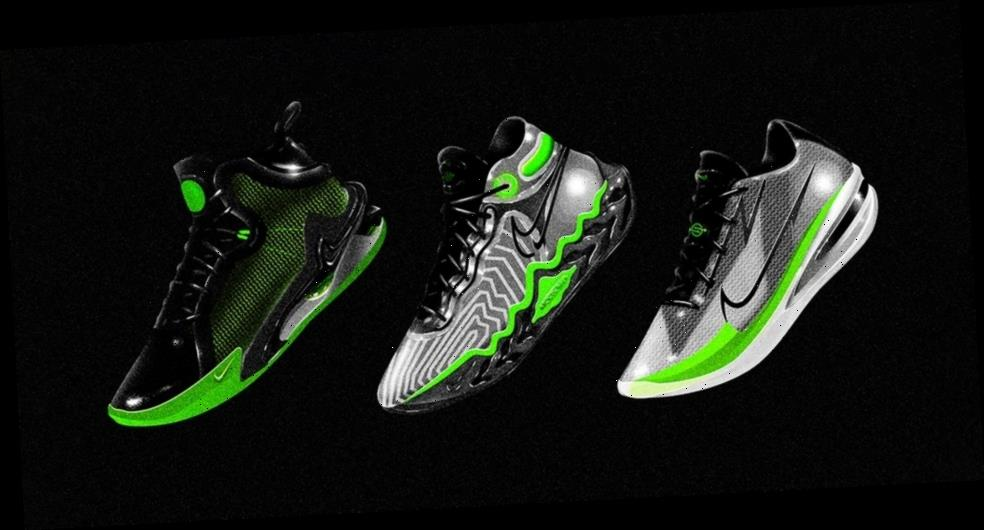 """Nike Basketball's New """"Greater Than"""" Series Is All About Maximizing Space"""