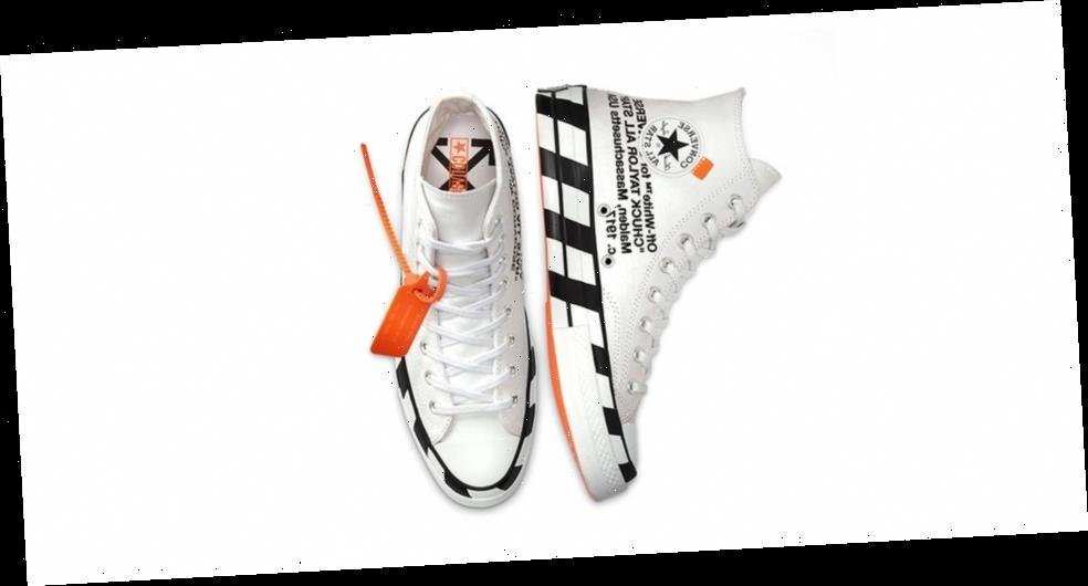 Virgil Abloh's Off-White™ x Converse Chuck 70 Hi Is Getting Reissued