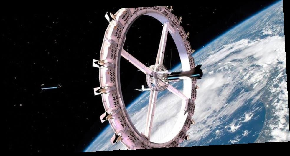 World's First Luxury Space Hotel Slated To Open in 2027
