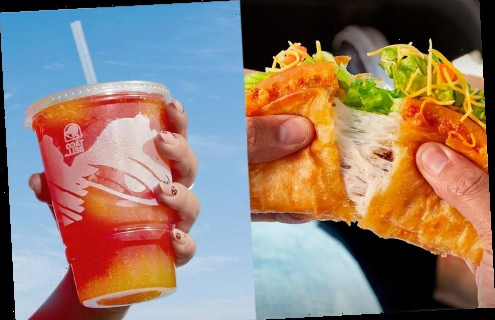 Taco Bell Introduces Wild Strawberry Lemonade Freeze and Brings Back Quesalupa and Potatoes