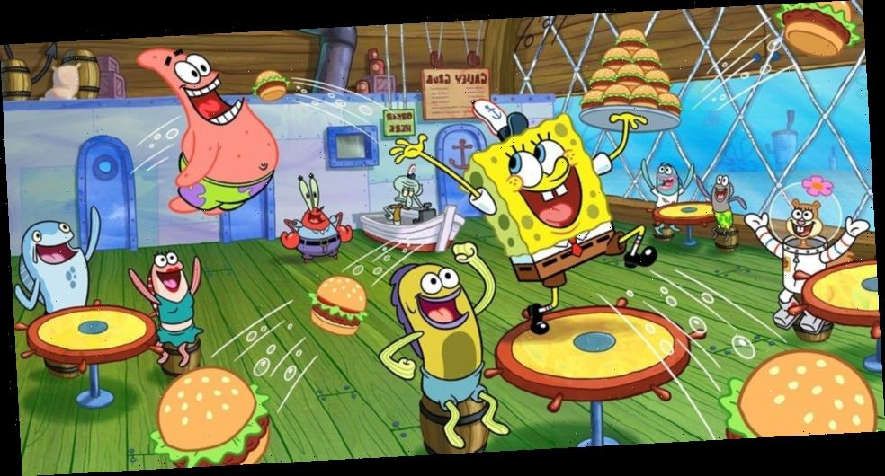 """'SpongeBob SquarePants' """"Panty Raid"""" and """"Clam Flu"""" Episodes Pulled From Paramount+"""