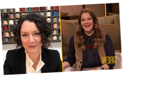 Sara Gilbert Reveals Her First Girl Kiss Was With Drew Barrymore