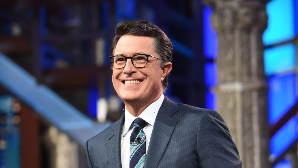 'The Late Show With Stephen Colbert' To Broadcast Live Following President Biden's Address To Congress