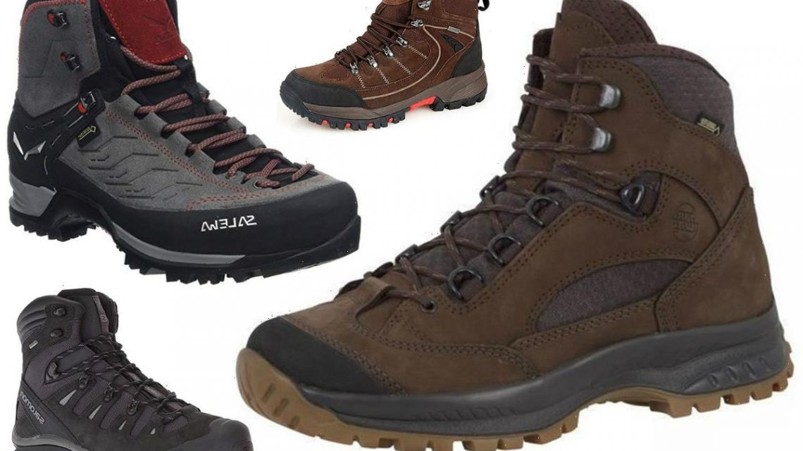 8 Best Walking & Hiking Boots for Men 2021 | The Sun UK