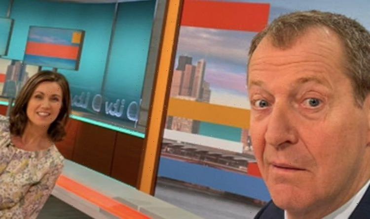 Alastair Campbell teased interview with Prince William before GMB move