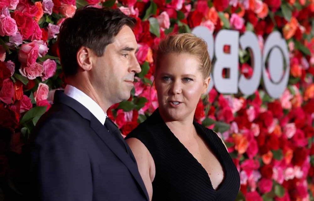 Amy Schumer jokes her vagina is 'street trash' after marriage