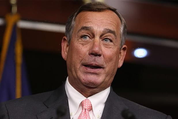 Boehner's Autobiography Debuts at #1 on NY Times Bestsellers List