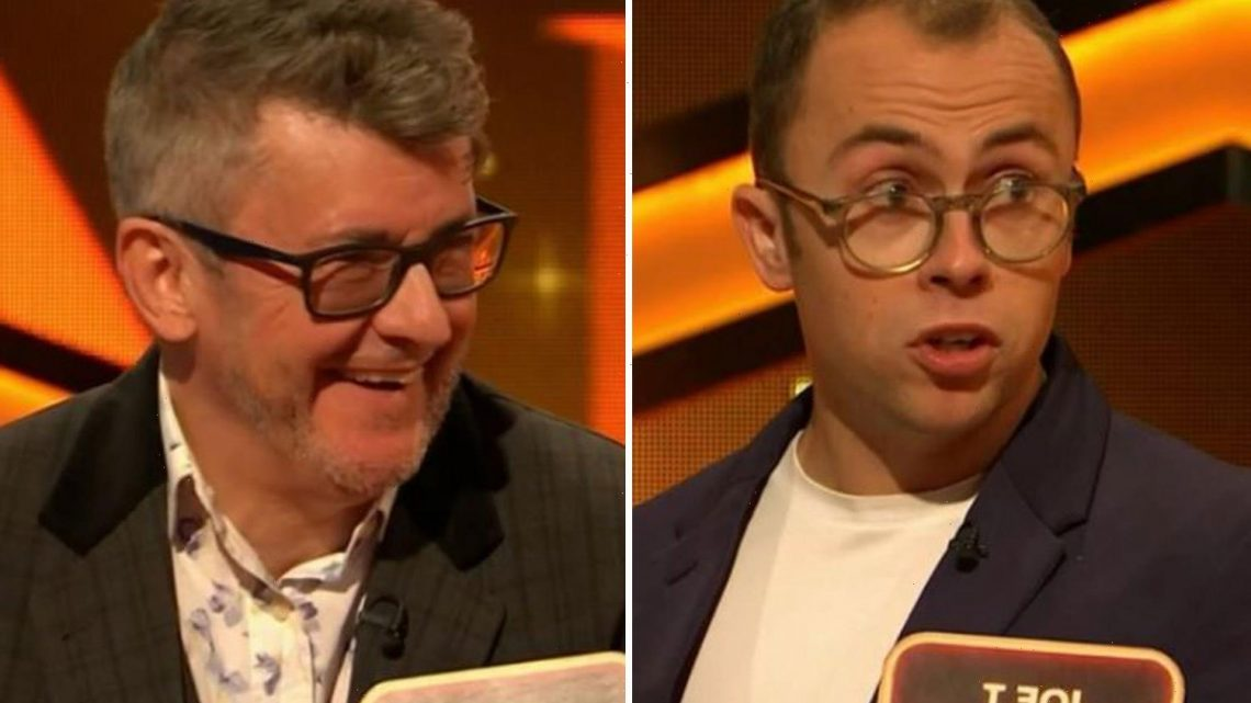 Britain's Brightest Celebrity Family fans shocked as they realise actor Tracini is Joe Pasquale's son