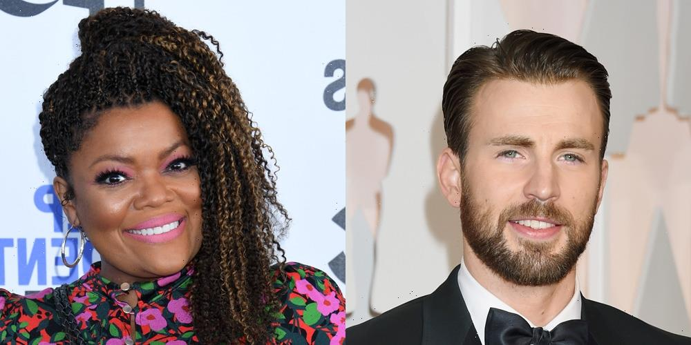 Chris Evans' Twitter Girlfriend Yvette Nicole Brown Reacts to Lizzo's DMs with the Marvel Star!