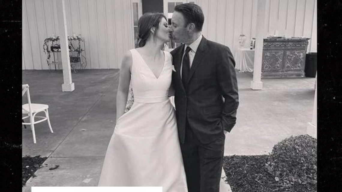 Chris Harrison Not Married Despite Wedding-ish Photo with Girlfriend