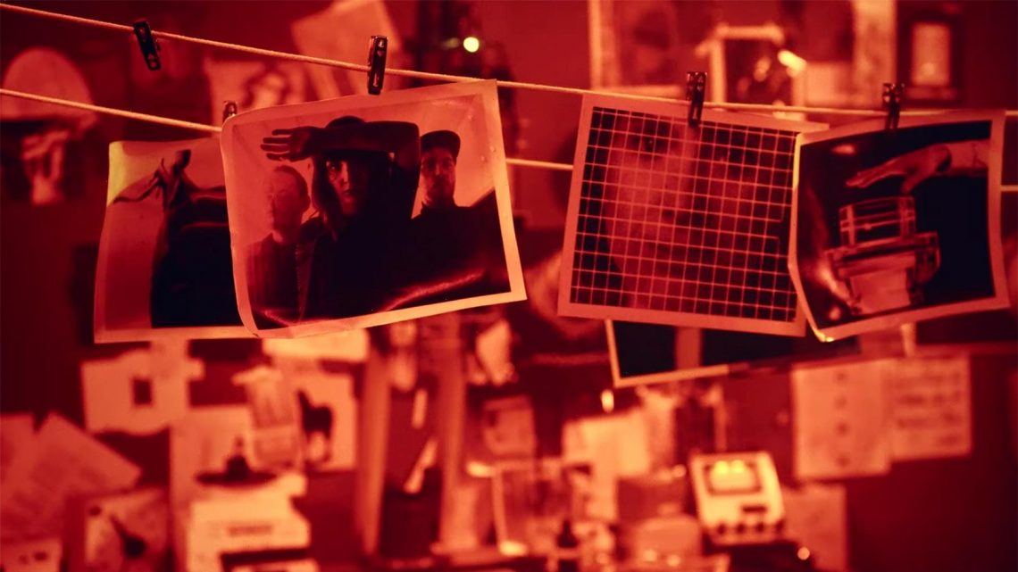 Chvrches Relive Memories in a Darkroom in 'He Said She Said' Video