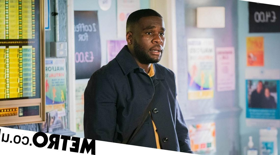 EastEnders' Isaac confesses to Lola that he's ditched his medication