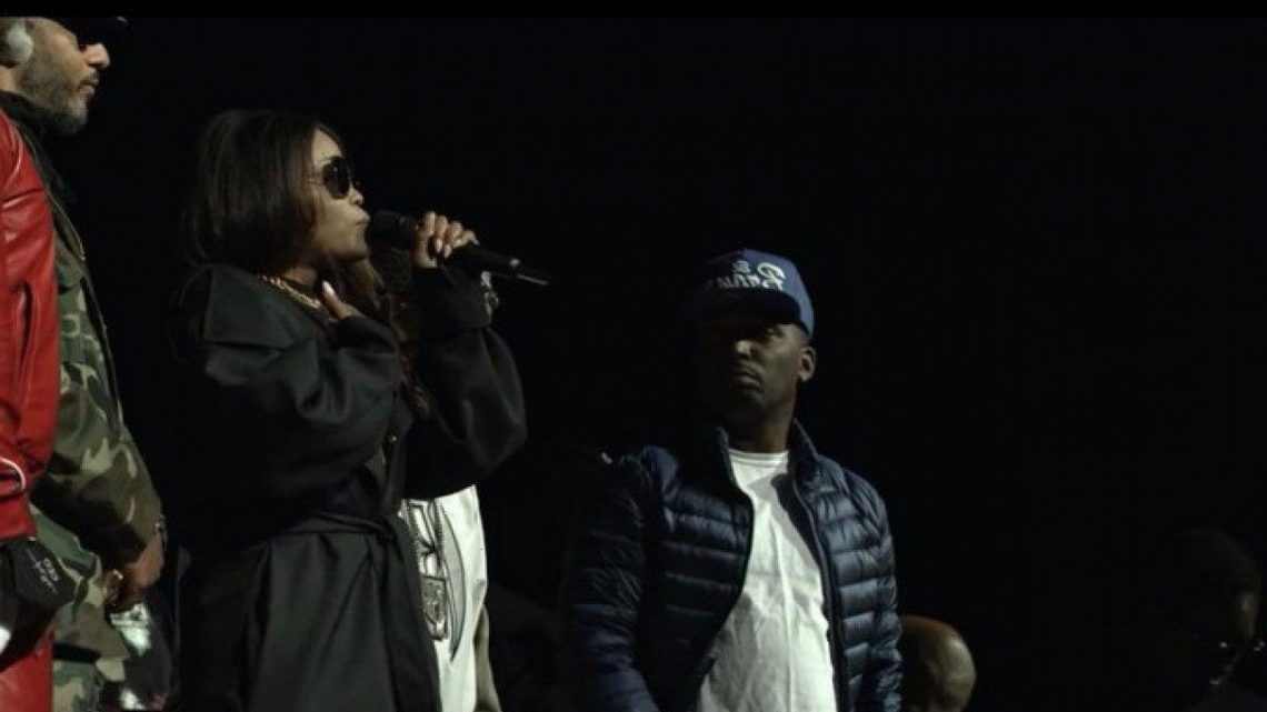 Eve, Nas and More Pay Tribute to DMX at His Memorial Service