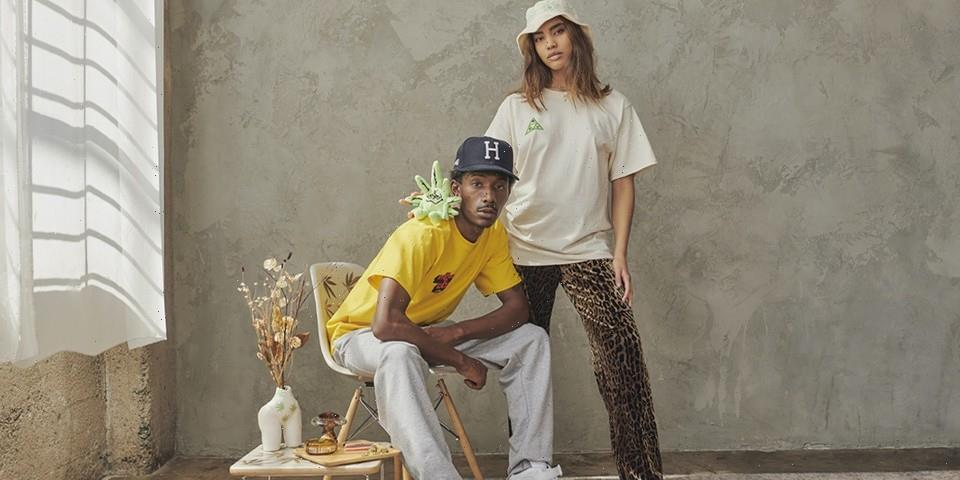 HUF Reaches New Heights With Latest 420 Capsule Collection
