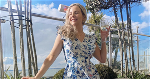 Inside Lydia Bright's adorable caravan as she reveals it's her 'happy place' with daughter Loretta