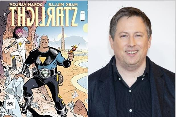 Joe Cornish to Write and Direct Mark Millar's 'Starlight' Film Adaptation