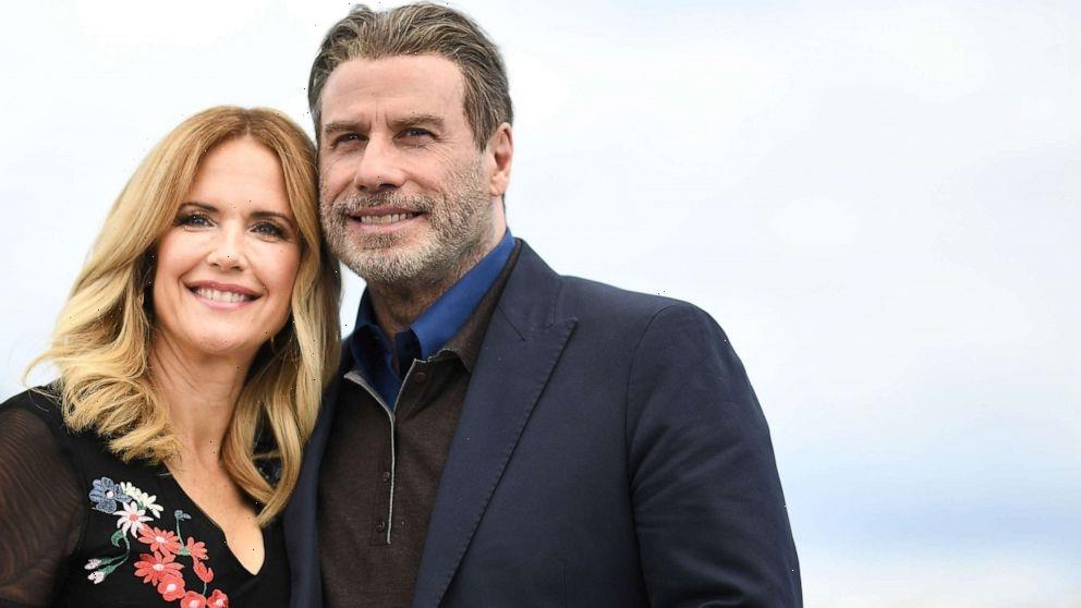 John Travolta opens up on his grief after losing wife Kelly Preston
