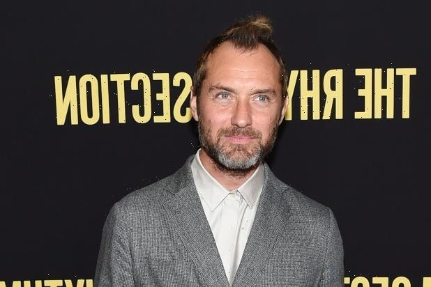 Jude Law's Riff Raff Signs First-Look Deal With New Republic