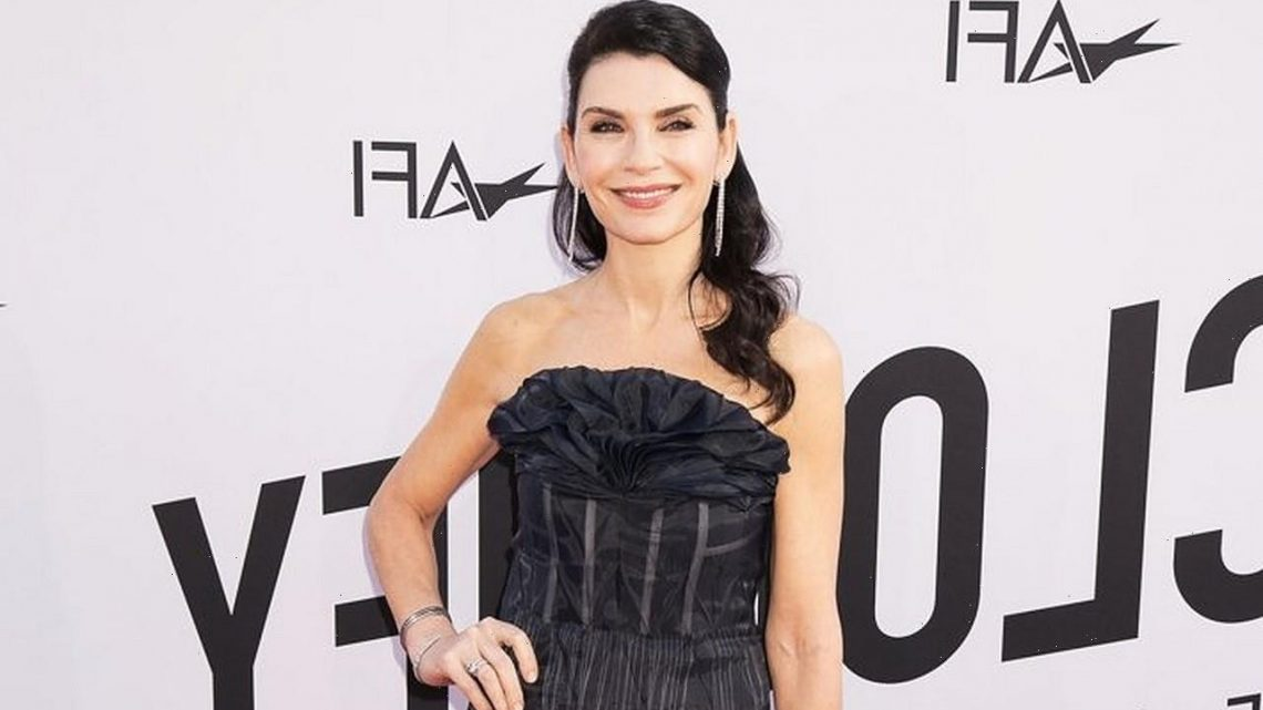 Julianna Margulies Turned Down $27M Payday for 'E.R.' Return to Study Buddhism