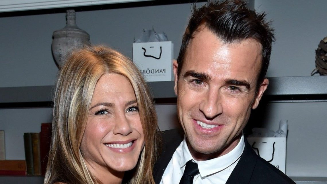 Justin Theroux Got Celeb Advice When He Began Dating Jennifer Aniston