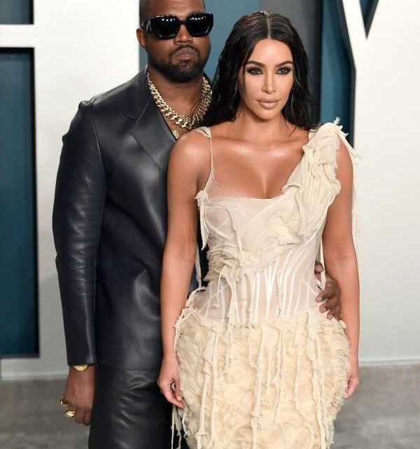 Kanye West's Response To Kim Kardashian's Divorce Filing Requests Joint Custody
