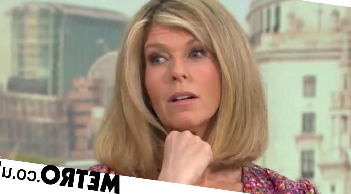 Kate Garraway stunned as solider praises her over husband's Covid-19 battle