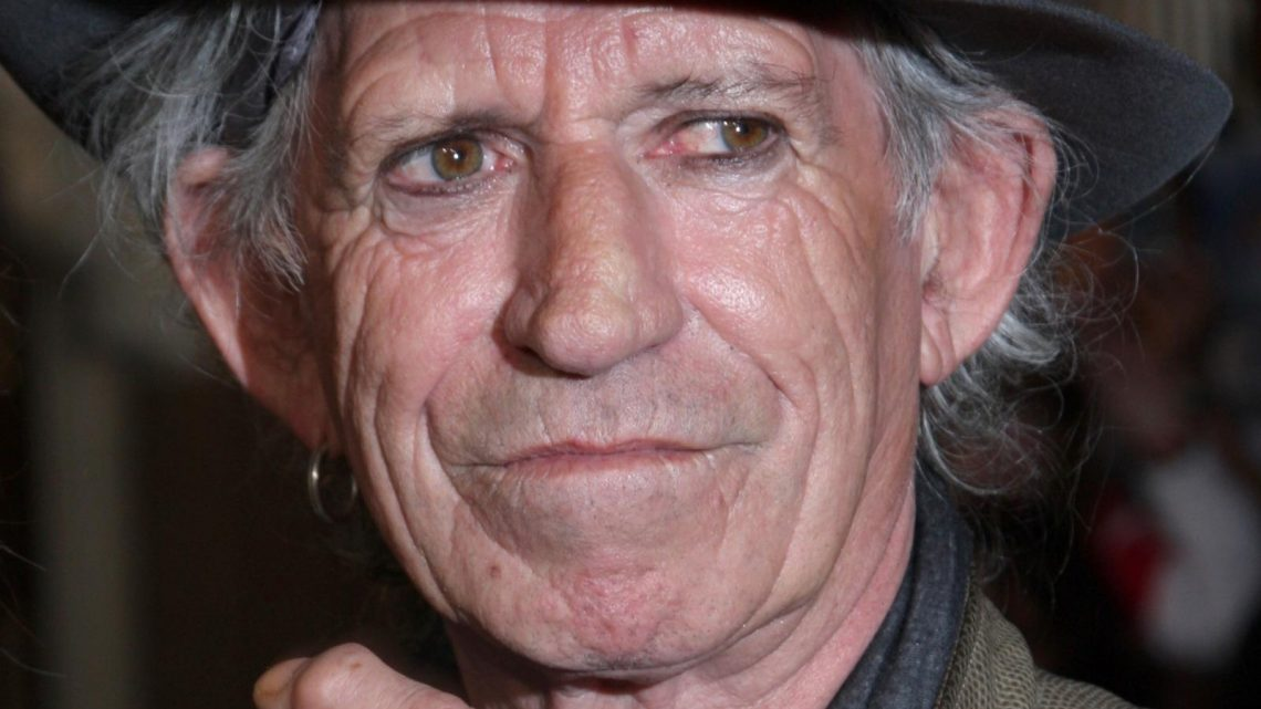 Keith Richards' Net Worth: The Rock Legend Is Worth Way More Than You Think