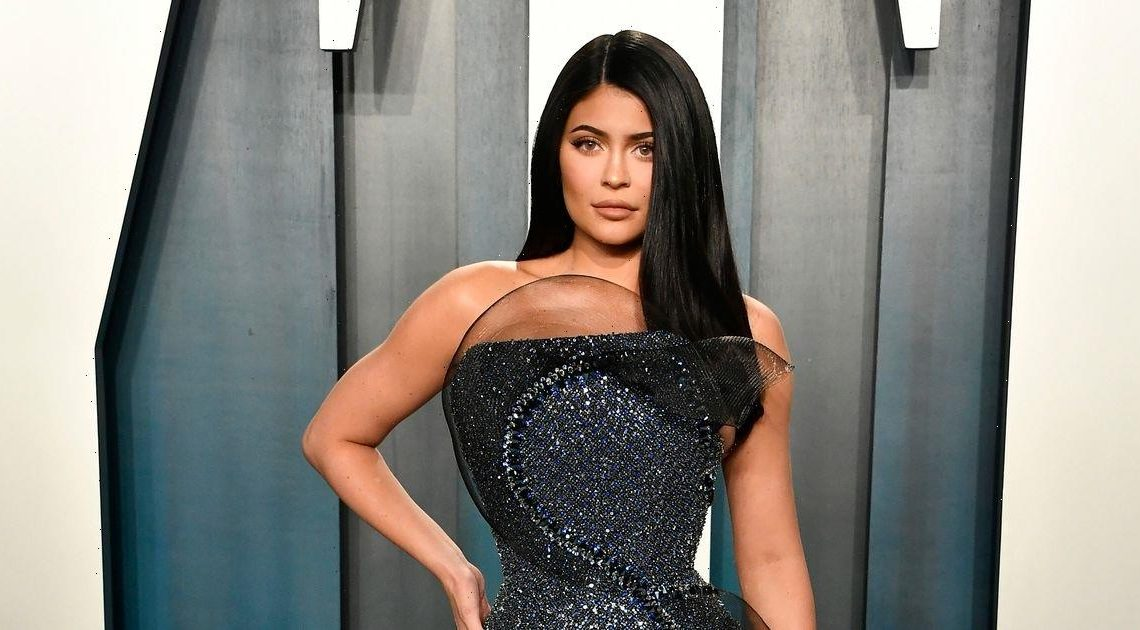 Kylie Jenner looks completely different as she poses make-up free and without filters in Instagram video