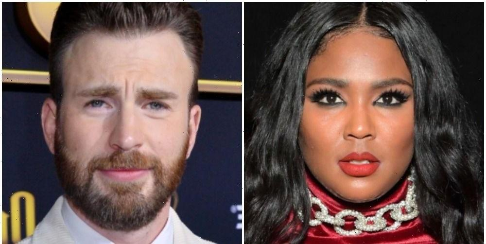 Lizzo Updates Fans About Where Things Stand With Chris Evans After Drunkenly Sliding Into His Instagram DMs