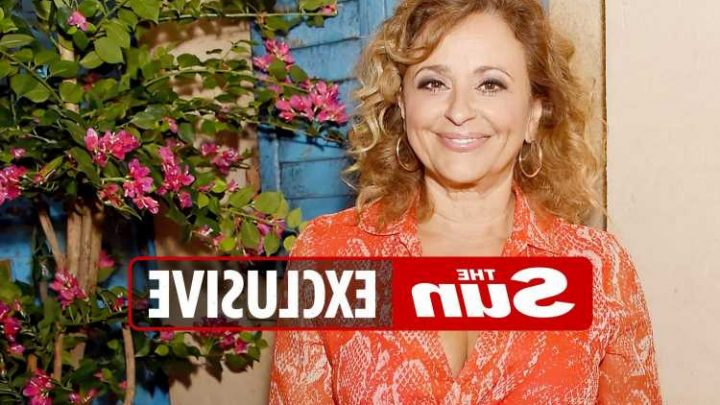 Loose Women's wild romps? My lips are sealed, says Nadia Sawalha
