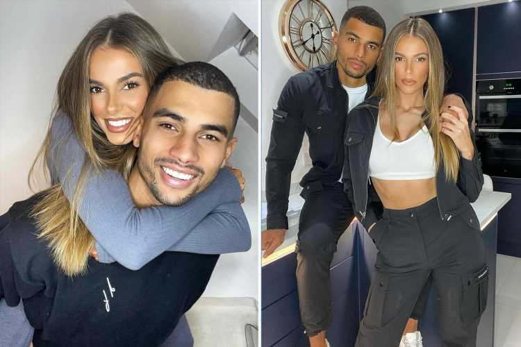 Love Island's Connagh Howard is finally moving out with The Circle's Beth Dunlavey after a YEAR living with her parents