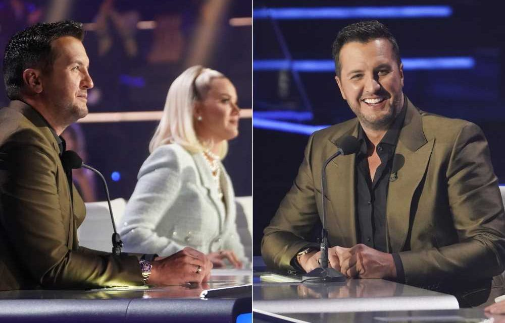 Luke Bryan says missing 'American Idol' due to COVID-19 was 'tough'