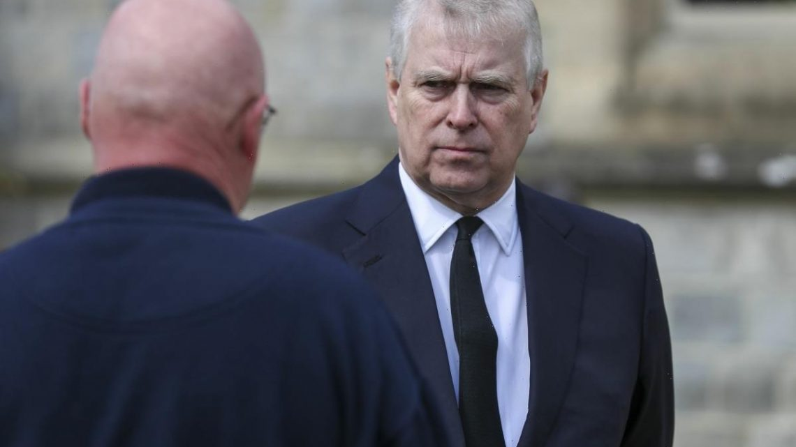 Oh, good: Prince Andrew is in business with an accused serial sexual harasser