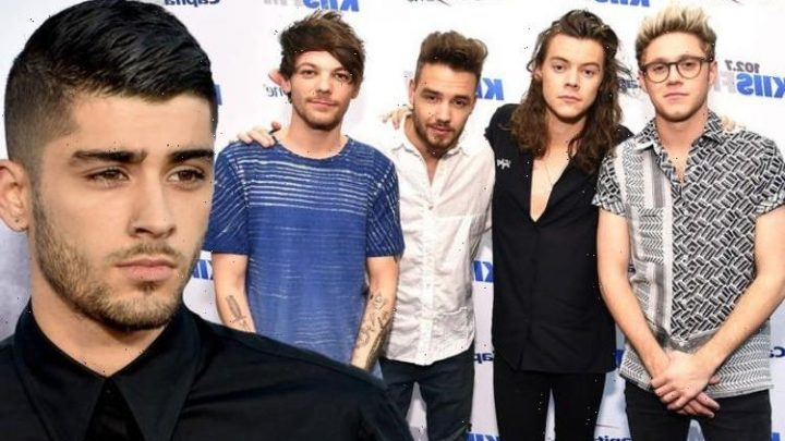 One Direction Zayn Malik: 'I didn't make any friends from the band'