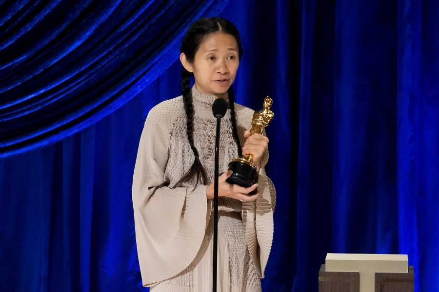 Oscars 2021: 'Nomadland' Takes Home Three Top Prizes in Unique Ceremony