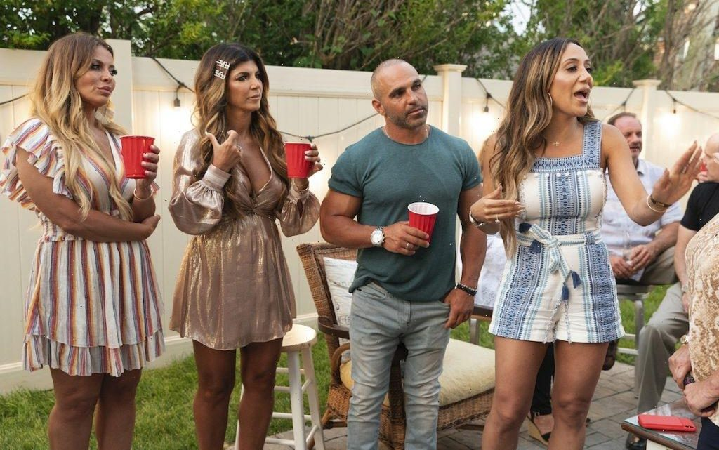 'RHONJ': What Dolores Catania Really Thinks About Joe Gorga Calling Her a 'Broken Woman'